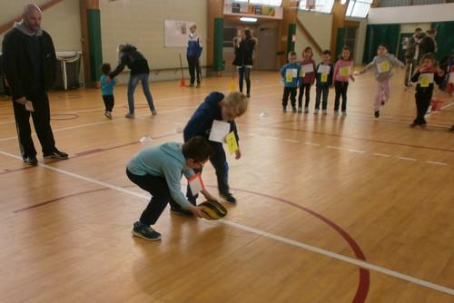 Rencontre sportive maternelle