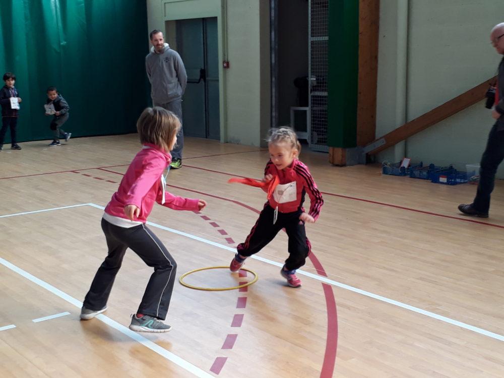 Rencontre Sportive En Maternelle école Saint Joseph